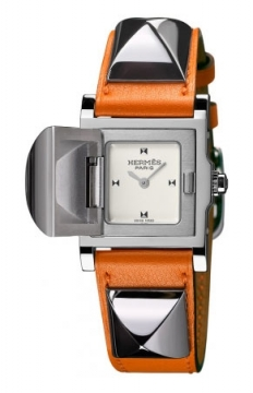 Hermes Medor Ladies watch, model number - 028326WW00, discount price of £2,270.00 from The Watch Source