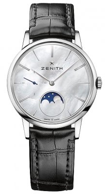 Zenith Elite Ultra Thin Lady Moonphase 36mm 03.2320.692/80.c714 watch