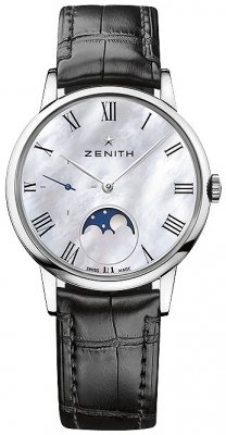 Zenith Elite Ultra Thin Lady Moonphase 36mm 03.2320.692/81.c714 watch