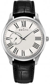 Zenith Elite Ultra Thin Mens watch, model number - 03.2010.681/11.c493, discount price of £3,050.00 from The Watch Source