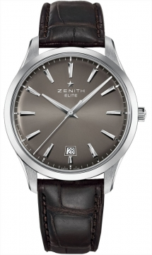 Zenith Captain Central Second Mens watch, model number - 03.2020.670/22.c498, discount price of £3,340.00 from The Watch Source