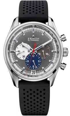 Buy this new Zenith Chronomaster El Primero 42mm 03.2040.400/26.r576 mens watch for the discount price of £4,565.00. UK Retailer.