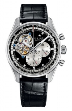 Zenith El Primero Chronomaster 1969 42mm Mens watch, model number - 03.2042.4061/21.C496, discount price of £5,229.00 from The Watch Source