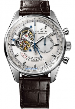 Zenith Chronomaster Open Power Reserve Mens watch, model number - 03.2080.4021/01.c494, discount price of £5,440.00 from The Watch Source