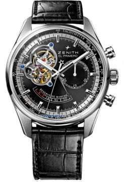 Zenith Chronomaster Open Power Reserve Mens watch, model number - 03.2080.4021/21.c496, discount price of £5,645.00 from The Watch Source