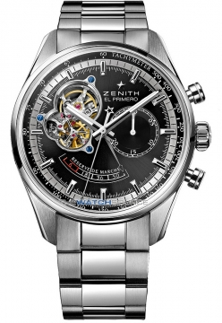 Zenith Chronomaster Open Power Reserve Mens watch, model number - 03.2080.4021/21.m2040, discount price of £5,930.00 from The Watch Source