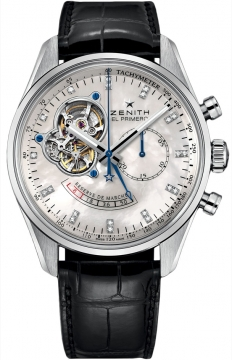 Zenith Chronomaster Open Power Reserve Mens watch, model number - 03.2080.4021/81.c714, discount price of £6,685.00 from The Watch Source