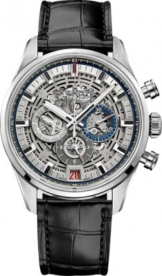 Zenith Chronomaster El Primero Full Open 42mm 03.2081.400/78.c813 watch