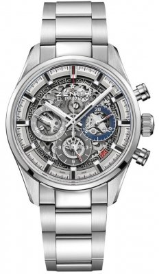Zenith Chronomaster El Primero Full Open 38mm 03.2153.400/78.m2150 watch