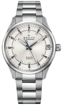 Zenith El Primero Espada Mens watch, model number - 03.2170.4650/01.m2170, discount price of £3,680.00 from The Watch Source