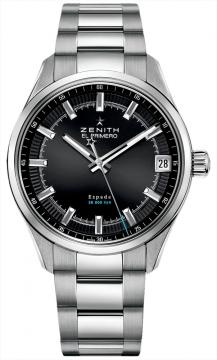 Zenith El Primero Espada Mens watch, model number - 03.2170.4650/21.m2170, discount price of £3,855.00 from The Watch Source