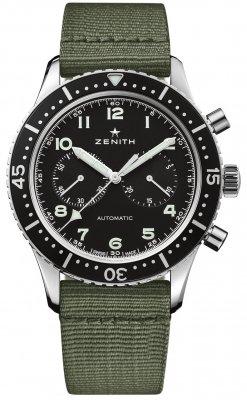 Zenith Pilot Chronograph 03.2240.4069/21.C803 watch