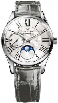 Zenith Elite Ultra Thin Lady Moonphase 33mm Ladies watch, model number - 03.2310.692/02.c706, discount price of £3,050.00 from The Watch Source