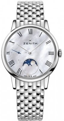 Zenith Elite Ultra Thin Lady Moonphase 36mm 03.2320.692/81.m2320 watch