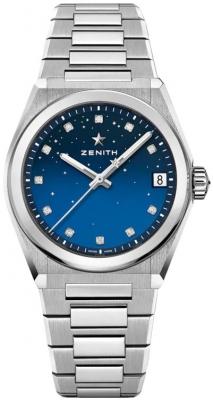 Zenith Defy Midnight Automatic 36mm 03.9200.670/01.mi001 watch
