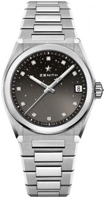 Zenith Defy Midnight Automatic 36mm 03.9200.670/02.mi001 watch