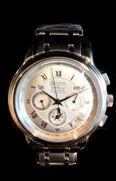 Zenith Chronomaster XT Mens watch, model number - 03.1250.4009/01.m1250, discount price of £6,755.00 from The Watch Source