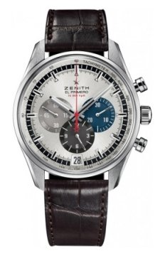 Zenith El Primero 36'000 VpH 42mm Mens watch, model number - 03.2040.400/69.c494, discount price of £5,070.00 from The Watch Source