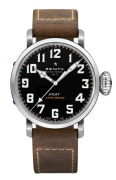 Zenith Pilot Montre d'Aeronef Type 20 Extra Special Mens watch, model number - 03.2430.3000/21.c738, discount price of £3,304.00 from The Watch Source