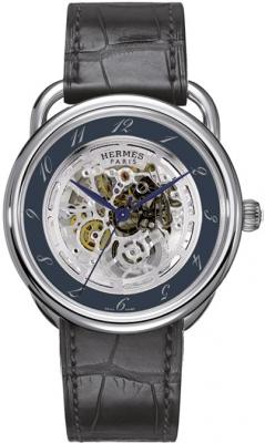Hermes Arceau Squelette Automatic TGM 41mm w035080WW00 watch