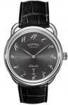 Hermes Arceau Automatic TGM 41mm 035186WW00 watch
