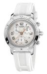 Hermes Clipper Chrono Quartz GM 36mm 035371WW00 watch