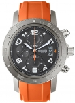 Hermes Clipper Chrono Automatic Maxi 44mm 035437WW00 watch