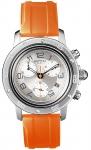 Hermes Clipper Chrono Quartz GM 36mm 036081WW00 watch