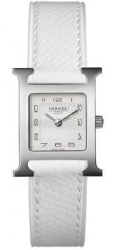 Hermes H Hour Quartz Small PM Ladies watch, model number - 036700WW00, discount price of £1,287.00 from The Watch Source