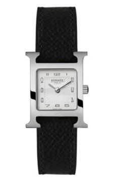 Hermes H Hour Quartz Small PM Ladies watch, model number - 036704WW00, discount price of £1,332.00 from The Watch Source