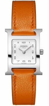 Hermes H Hour Quartz Small PM Ladies watch, model number - 036707WW00, discount price of £1,287.00 from The Watch Source