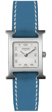 Hermes H Hour Quartz Small PM Ladies watch, model number - 036708WW00, discount price of £1,287.00 from The Watch Source