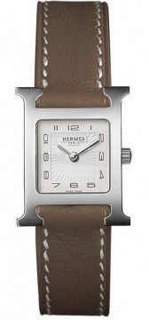 Hermes H Hour Quartz Small PM Ladies watch, model number - 036709WW00, discount price of £1,287.00 from The Watch Source