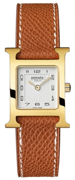 Hermes H Hour Quartz Small PM Ladies watch, model number - 036732WW00, discount price of £1,408.00 from The Watch Source