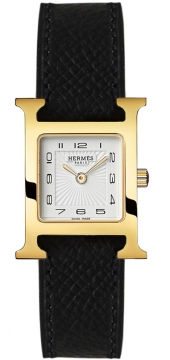 Hermes H Hour Quartz Small PM Ladies watch, model number - 036733WW00, discount price of £1,408.00 from The Watch Source