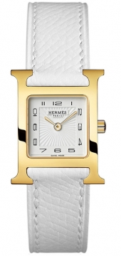 Hermes H Hour Quartz Small PM Ladies watch, model number - 036735WW00, discount price of £1,408.00 from The Watch Source