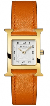 Hermes H Hour Quartz Small PM Ladies watch, model number - 036736WW00, discount price of £1,408.00 from The Watch Source