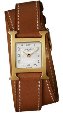 Hermes H Hour Quartz Small PM Ladies watch, model number - 036737WW00, discount price of £1,498.00 from The Watch Source