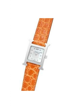 Hermes H Hour Quartz Small PM Ladies watch, model number - 036747WW00, discount price of £2,110.00 from The Watch Source