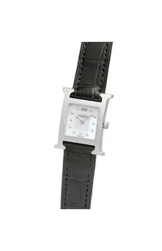 Hermes H Hour Quartz Small PM Ladies watch, model number - 036749WW00, discount price of £2,110.00 from The Watch Source