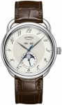 Hermes Arceau Grande Lune Automatic 43mm 036756ww00 watch