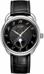 Hermes Arceau Grande Lune Automatic 43mm 036759ww00 watch