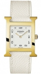 Hermes H Hour Quartz Medium MM 036781WW00 watch