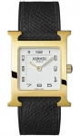 Hermes H Hour Quartz Medium MM 036784WW00 watch