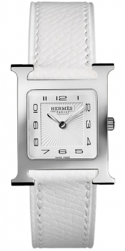 Hermes H Hour Quartz Medium MM Ladies watch, model number - 036790WW00, discount price of £1,377.00 from The Watch Source