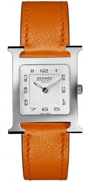 Hermes H Hour Quartz Medium MM Ladies watch, model number - 036794WW00, discount price of £1,377.00 from The Watch Source