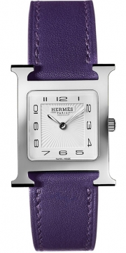 Hermes H Hour Quartz Medium MM Ladies watch, model number - 036797WW00, discount price of £1,377.00 from The Watch Source