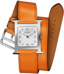 Hermes H Hour Quartz Medium MM 036805WW00 watch