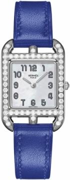 Hermes Cape Cod Quartz Small PM Ladies watch, model number - 040267ww00, discount price of £6,822.00 from The Watch Source