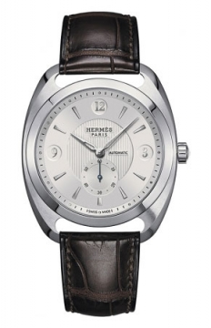 Hermes Dressage Automatic Petite Second GM Mens watch, model number - 037805WW00, discount price of £4,671.00 from The Watch Source